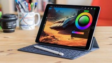 صورة تقرير جديد يقترح وصول جهاز iPad Pro جديد في وقت لاحق من هذا العام مع شاشة MicroLED