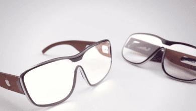 صورة تقرير يشير إلى توقف ابل عن تطوير نظارة الواقع المعزز في الوقت الراهن