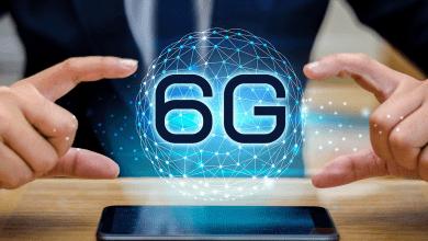 صورة تقنية 6G ستدعم سرعة تصل إلى 100 جيجا بت في الثانية في نقل البيانات