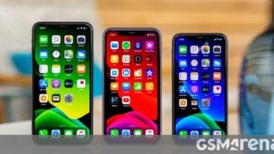 صورة تقوم متاجر Apple باختيار أجهزة iPhone وأجزاء بديلة بسبب فيروس كورونا