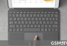 صورة تكشف لوجيتك عن لوحات المفاتيح المزودة بلوحات تعقب لأجهزة iPad الأخرى