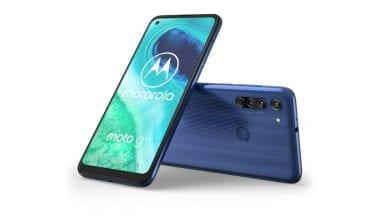 صورة تملأ موتورولا فجوة في تشكيلة هواتفها الذكية من خلال الكشف عن Moto G8
