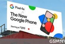 صورة تم الكشف عن سعر Google Pixel 4a