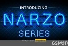صورة تم تأكيد المواصفات لـ Realme Narzo 10 و Narzo 10A في 26 مارس