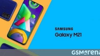 صورة تم تأكيد تاريخ إطلاق Samsung Galaxy M21