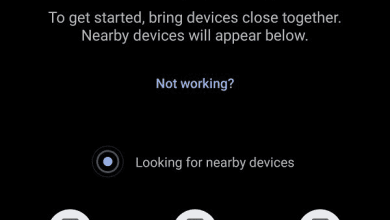 صورة جوجل تجلب ميزة جديدة لمشاركة الملفات في تحديث Android Q تعرف بFast Share
