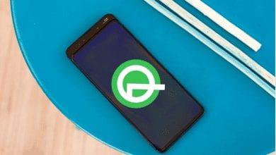 صورة جوجل تستأنف إطلاق الإصدار التجريبي الخامس من Android Q
