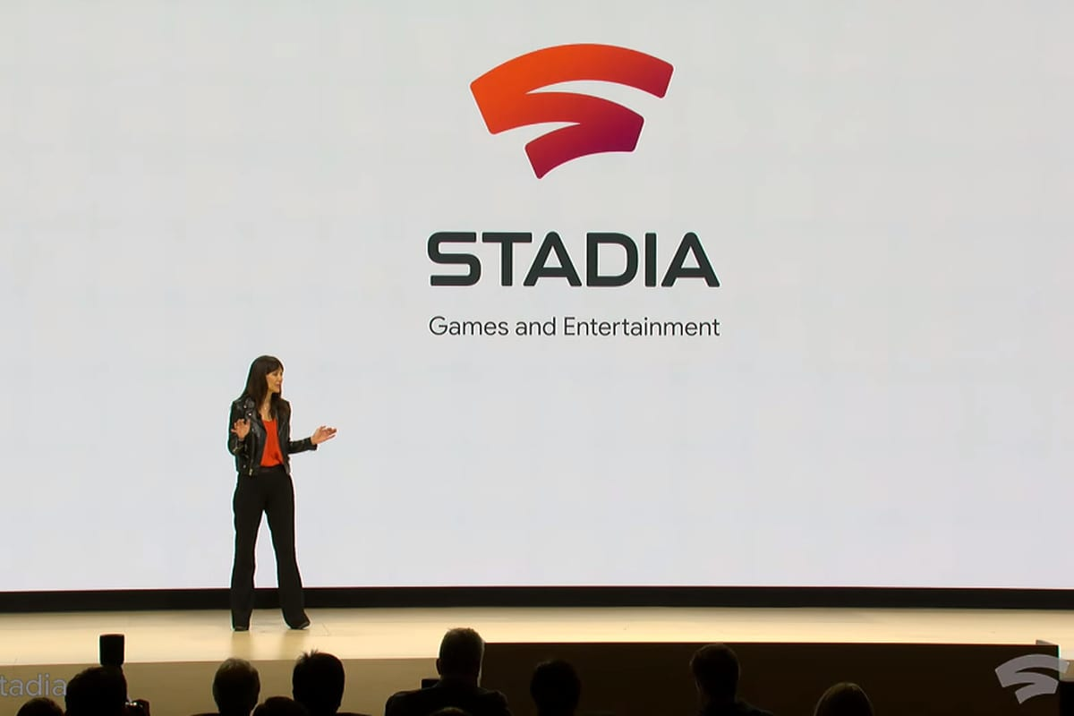 Google studio for Stadia-exclusive games