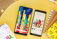 صورة جوجل تكشف عن إنخفاض مبيعات سلسلة Pixel 3 في تقريرها المالي الأخير