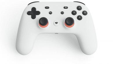 صورة جوجل تكشف عن وحدة التحكم في الألعاب بتصميم يحاكي DualShock