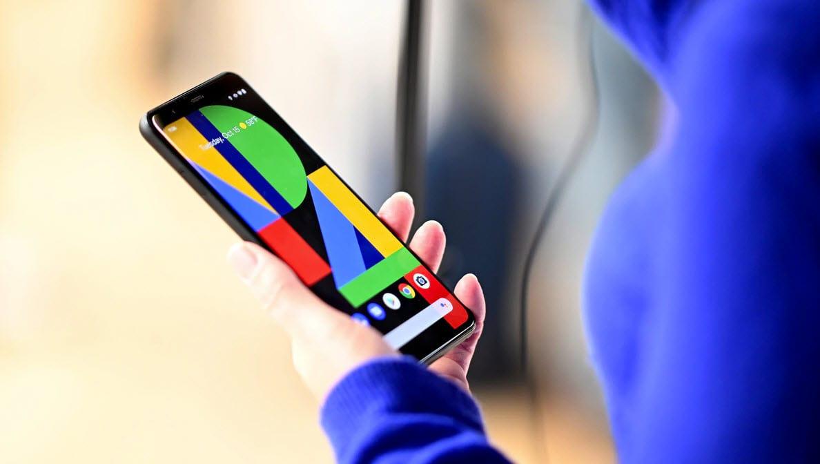 Google Pixel 4 XL --