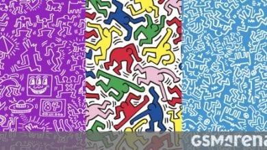 صورة خلفيات Redmi K30 Pro Keith Haring هنا