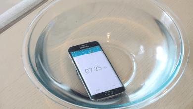 صورة دعوى قضائية ضد سامسونج لتضليل المستهلك بميزة مقاومة الماء في هواتفها