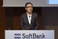 صورة رئيس SoftBank يكشف عن موعد إطلاق iPhone 11 عن طريق الخطأ