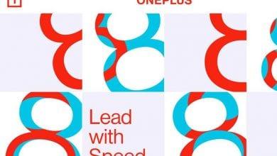 صورة رسمي: سيتم إطلاق سلسلة OnePlus 8 في 14 أبريل