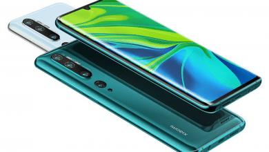 صورة رصد هاتف Mi Note 10 Lite في FCC بمعالج Snapdragon 730G