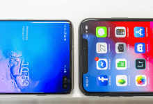Samsung is working on an under-display camera