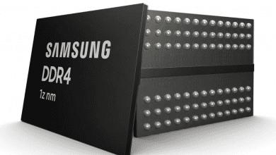 صورة سامسونج تؤكد على تطوير الجيل الثالث من ذاكرة DDR4 بدقة 10 نانومتر