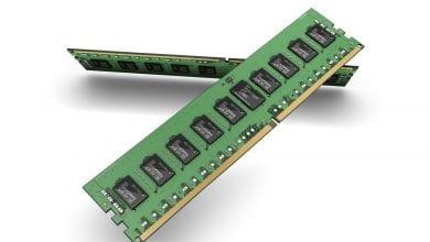 صورة سامسونج تبدأ بشحن الذواكر العشوائية DDR4 RAM التي تستند على تكنولوجيا EUV