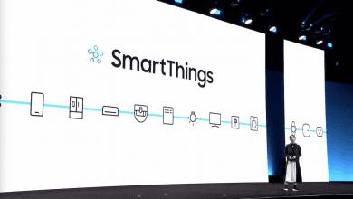 صورة سامسونج تدعم SmartThings بقواعد برمجية جديدة للإتصال خارج نطاق الإنترنت