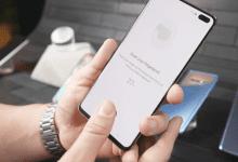 صورة سامسونج تستعد لإستبدال تقنية كوالكوم لإستشعار البصمة في هواتفها القادمة