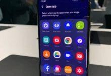 صورة سامسونج تسمح للمستخدمين بإعادة تخصيص زر Bixby للوصول إلى التطبيقات على Galaxy S10