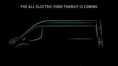 صورة سوف تقوم عربة Ford Transit الكهربائية بتزويد قطاع السيارات الذي يتم تجاهله في كثير من الأحيان