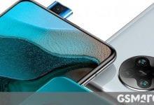 صورة سيؤكد Redmi K30 Pro شاشة OLED بدون تردد 60 هرتز ، وأكد لون جديد