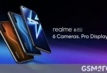 صورة سيتم طرح Realme 6 Pro للبيع اليوم