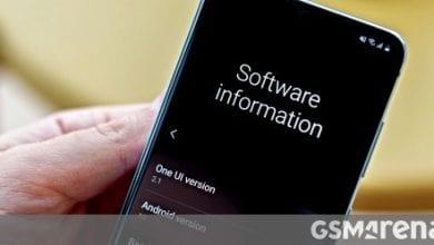 صورة سيتيح Samsung One UI 2.5 التنقل بالإيماءات لمشغلات الطرف الثالث