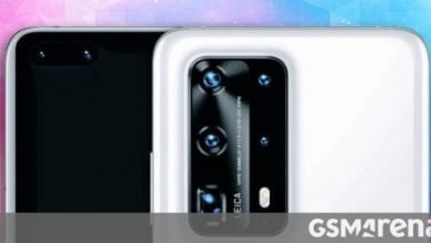 صورة سيحتوي Huawei P40 Pro على كاميرتين مع مستشعرات سوني كبيرة ، بالإضافة إلى كاميرتين تكبير