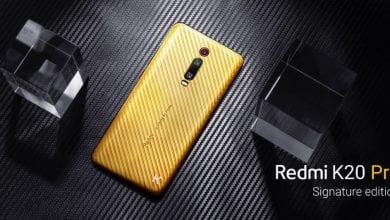 صورة شاومي تقدم إصدار Signature من هاتف Redmi K20 Pro في الهند