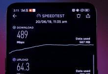 صورة شبكات 5G سرعة فائقة في الإتصال والتحميل وسرعة أيضاً في إستهلاك البيانات