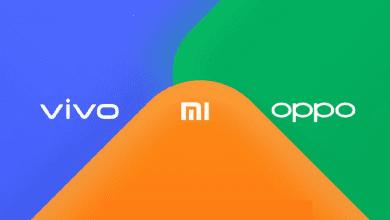 صورة شراكة جديدة تجمع بين شاومي وOppo وVivo لتطوير تقنية تحاكي AirDrop