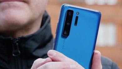 صورة صور واقعية تستعرض لنا وحدة أولية من الهاتف Huawei P40، وإليكم التصميم