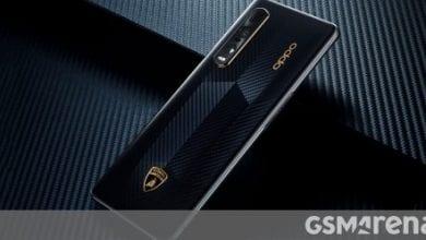 صورة ظهر هاتف Oppo Find X2 Pro Lamborghini Edition لأول مرة بتصميم فخم وسعر رائع