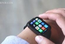 صورة ظهور ساعة Mi Watch في فيديو رسمي