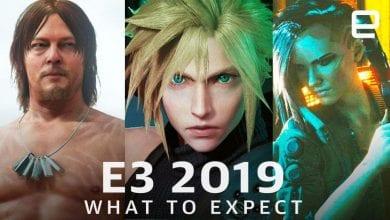 صورة كل ما يمكن توقعه في مؤتمر E3 2019