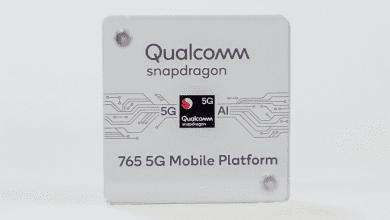 صورة كوالكوم تقدم معالج Snapdragon 765 بمودم 5G مع تحسينات في الآداء