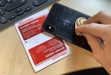 Photo of كيفية الحفاظ على هاتفك نظيفًا وخاليًا من البكتيريا