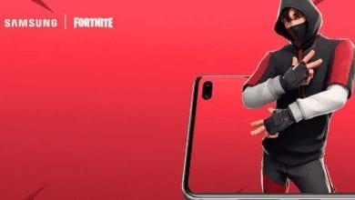 صورة لعبة Fortnite تقدم شخصية حصرية من K-pop لمن يقوموا بطلب هاتف Galaxy S10 Plus