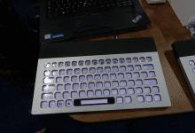 Photo of لوحة مفاتيح E Ink من Nemeio تدعم تخصيص كل المفاتيح  #CES2019