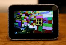 صورة لينوفو تكشف عن ساعة منبه ذكية مع مساعد جوجل الإفتراضي #CES2019