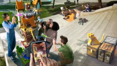 صورة مايكروسوفت تعلن عن لعبة Minecraft Earth لمنصتي الأندوريد وiOS