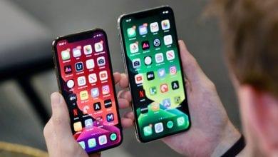 Photo of مبيعات هواتف iPhone تراجعت بنسبة 50 في المئة في الصين بسبب فيروس كورونا