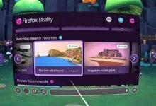 صورة متصفح Firefox الخاص بالواقع المختلط يصل إلى نظارة HoloLens 2 #MWC19