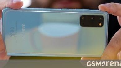 صورة مراجعة الفيديو الخاصة بكاميرا Samsung Galaxy S20 مرتفعة