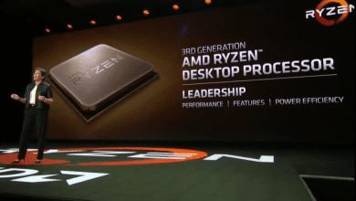 صورة معالجات Ryzen 3000 من AMD تواجه مشكلة مع نظام Linux