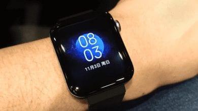 صورة معالج SNAPDRAGON WEAR 3100 يدعم ساعة شاومي بمميزات جديدة