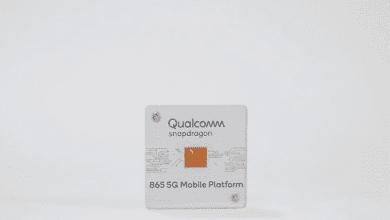 صورة معالج Snapdragon 865 يقدم آداء أسرع بنسبة 25% مع تحسينات في الجرافيك بنسبة 20%
